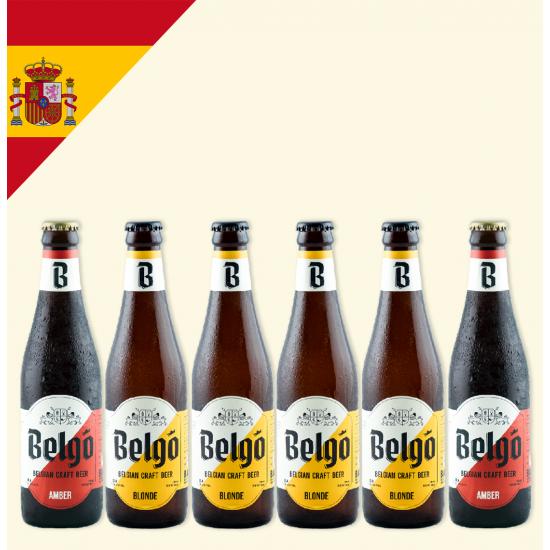 Spain 6 pack